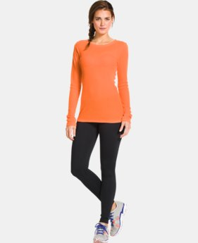 Women's UA Cozy Waffle Long Sleeve  2 Colors $17.99 to $29.99