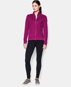 Women's UA Compete Full Zip Jacket  1 Color $32.99