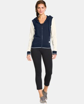 Women's Under Armour® Legacy FT Full Zip Hoodie