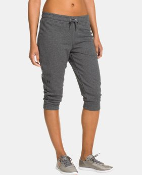 Women's Under Armour® Legacy French Terry Capri