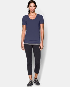 Women's UA Long & Lean V-Neck LIMITED TIME: FREE U.S. SHIPPING 1 Color $17.99 to $29.99