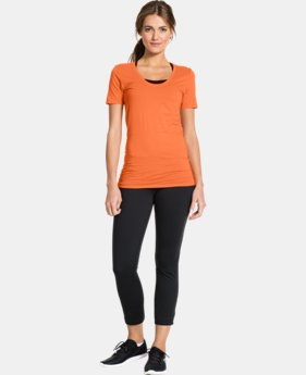 Women's UA Long & Lean V-Neck