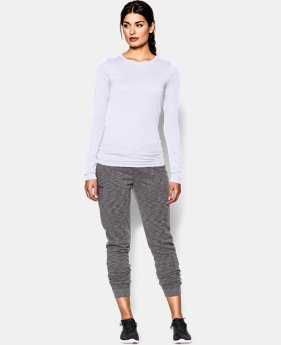 Women's UA Long & Lean Long Sleeve  1 Color $26.99 to $33.99