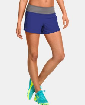 Women's UA Get Going Shorts