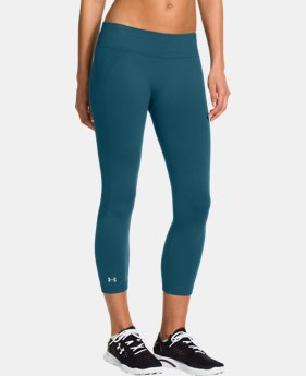 Women's UA Run Seamless Capri