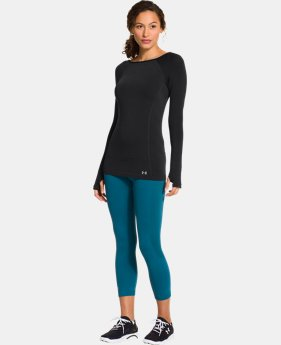 Women's UA Run Seamless Long Sleeve LIMITED TIME: FREE U.S. SHIPPING 1 Color $38.99