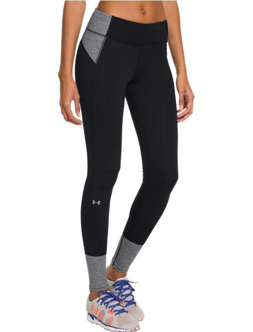 dae592363d32ec Women's UA ColdGear® Reflective Heather Legging