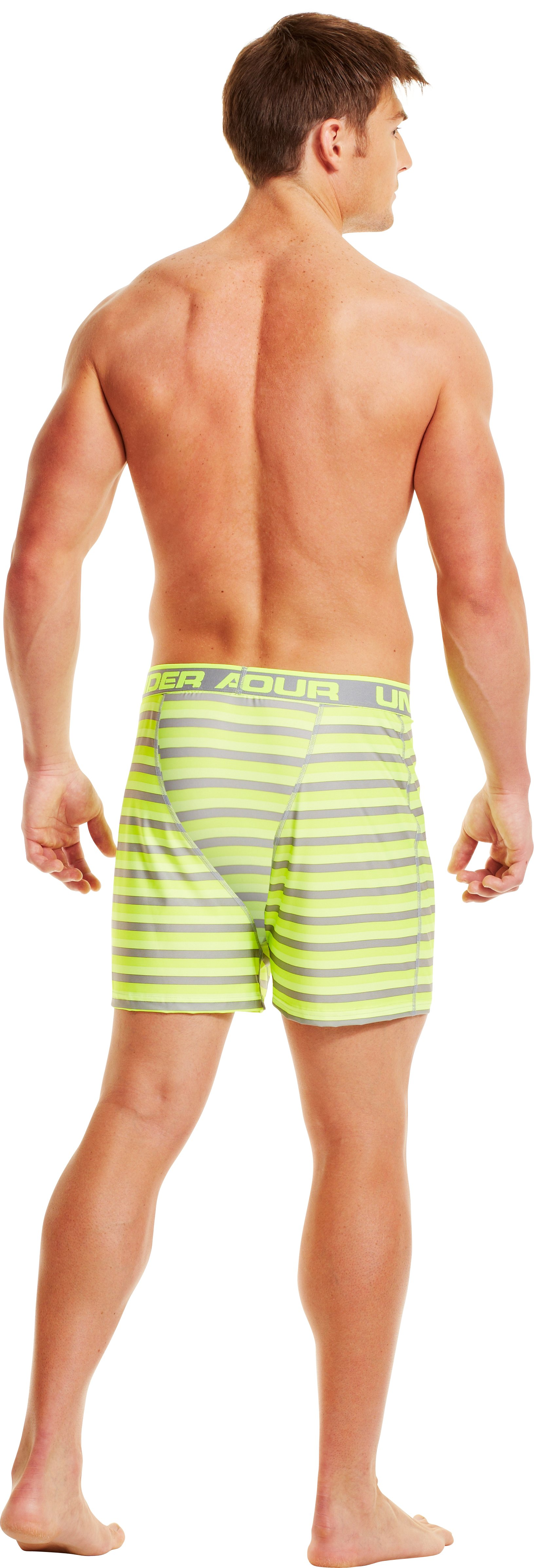 Men's UA Original Series Printed Boxer Shorts, X-Ray, Back