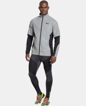 Men's UA Storm ColdGear® Infrared Reflective Run Jacket LIMITED TIME: FREE U.S. SHIPPING 1 Color $179.99