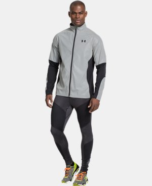 Men's UA Storm ColdGear® Infrared Reflective Run Jacket  1 Color $179.99