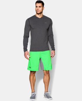 Men's UA ColdGear® Infrared V-Neck LIMITED TIME: FREE U.S. SHIPPING 1 Color $37.99