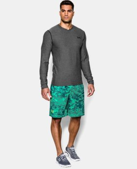 Men's UA ColdGear® Infrared V-Neck  3 Colors $29.99 to $36.99