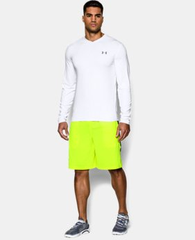 Men's UA ColdGear® Infrared V-Neck  1 Color $29.99 to $36.99