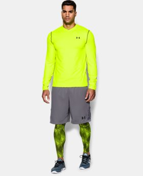 Men's UA ColdGear® Infrared V-Neck