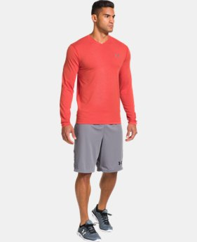 Men's UA ColdGear® Infrared V-Neck LIMITED TIME: UP TO 50% OFF 2 Colors $27.74 to $37.99