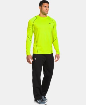 Men's UA ColdGear® Infrared Grid Crew LIMITED TIME: FREE U.S. SHIPPING 1 Color $35.99
