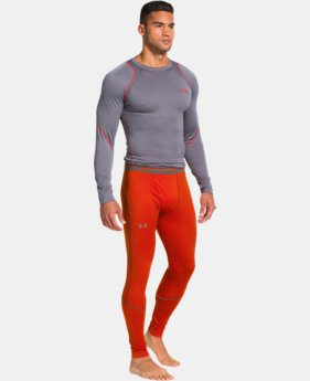 Men's UA ColdGear® Infrared Grid Leggings  1 Color $44.99