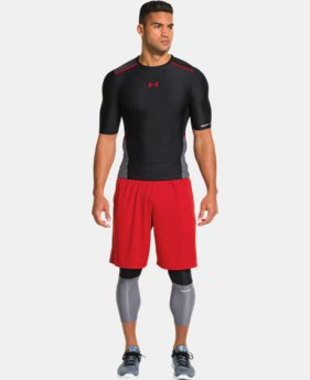 Men's UA ClutchFit™ Half Sleeve Compression T-Shirt