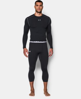 Men's UA ColdGear® Evo Compression ¾ Legging