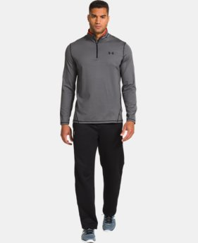 Men's UA ColdGear® Evo ¼ Zip