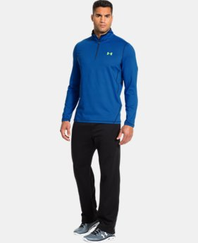 Men's UA ColdGear® Evo ¼ Zip  1 Color $38.99