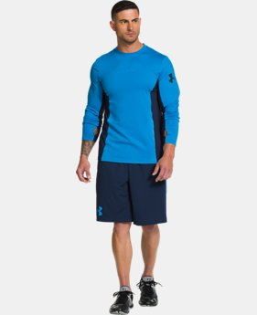 Men's UA Combine® Training ColdGear® Long Sleeve T-Shirt