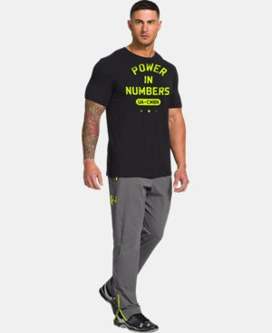 Men's UA Combine® Training Storm Tundra Woven Pants   $74.99