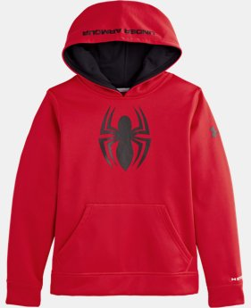 Boys' Under Armour® Armour® Fleece Storm Hoodie