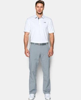 Men's UA Leaderboard Polo  1 Color $44.99