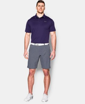Men's UA Leaderboard Polo LIMITED TIME OFFER + FREE U.S. SHIPPING 2 Colors $29.99