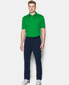 Men's UA Leaderboard Polo  1 Color $29.99
