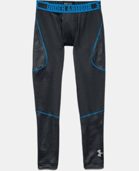 Boys' UA ColdGear® Infrared Multiplier Leggings