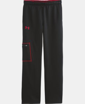 Boys' UA Storm Armour® Fleece Cargo Pants