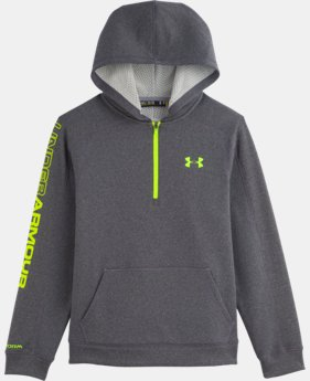 Boys' UA Storm ColdGear® Infrared Hoodie
