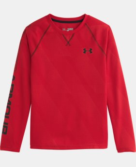 Boys' UA Dynamism Long Sleeve
