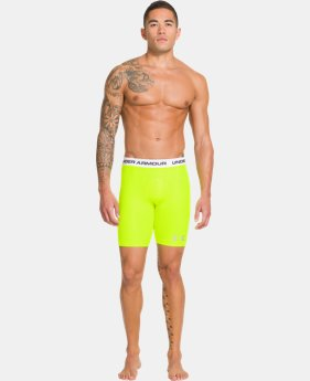 Men's UA Essential Compression Short Rashguard