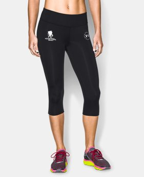 Women's UA WWP Capri LIMITED TIME: FREE U.S. SHIPPING 3 Colors $20.24 to $26.99