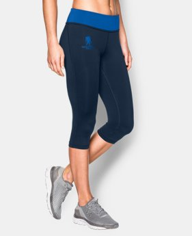 Women's UA WWP Capri  2 Colors $34.99