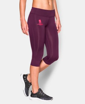 Women's UA WWP Capri  2 Colors $26.99