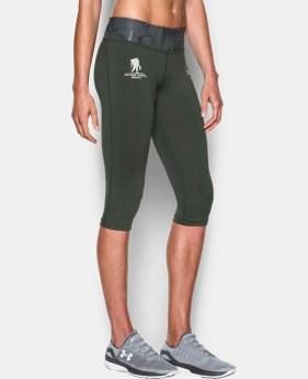 Women's UA WWP Capri LIMITED TIME: FREE U.S. SHIPPING 1 Color $20.24 to $26.99