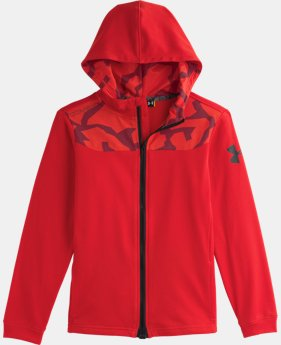 Boys' UA Combine® Training Jacket