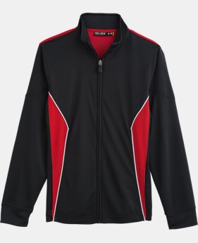 Boys' UA Floor General Warm-Up Jacket