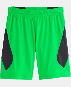 Boys' UA Speed UPF Shorts
