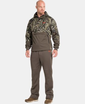 Men's UA Storm ColdGear® Infrared Skysweeper Wind Hoodie  1 Color $84.74