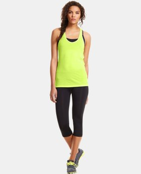 Women's UA Achieve T-Back Tank LIMITED TIME: FREE U.S. SHIPPING 1 Color $14.99 to $18.99