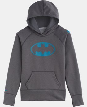 Girls' Under Armour® Alter Ego Superhero Armour® Fleece Hoodie