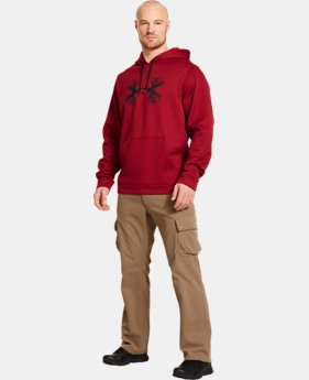 Men's UA Storm Armour® Fleece Antler Hoodie