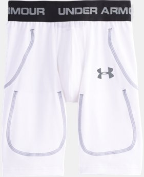 Boys' UA 6-Pad Football Girdle