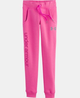 Girls' UA Hype Cotton Pant