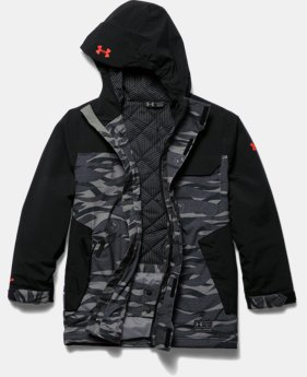 Boys' UA ColdGear® Infrared Hacker Jacket